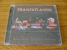CD Double: Transatlantic : Live In America :  2CDs Sealed