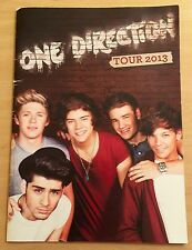 One Direction - 2013  Tour Programme