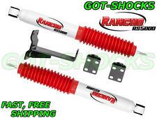 RANCHO RS98510 DUAL STEERING STABILIZER KIT 05-15 FORD F250 & F350 4WD