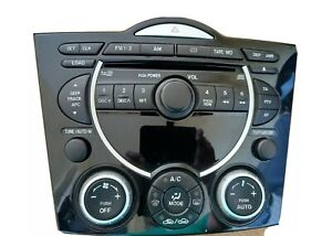 MAZDA RX8 2003-2012 RADIO 6 CD CHANGER RADIO + CLIMATE  FE17 66 DSX Premium Part