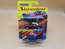 Matchbox MBX Superfast NEUHEIT 1974er  Dodge Challenger