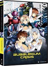 Bubblegum Crisis Tokyo 2040 Complete Series Ep. 1-26 (Anime Classics) DVD R1