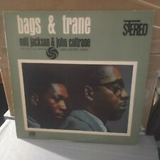 Milt Jackson & John Coltrane ‎– Bags & Trane Lp 1972 Japan Issue Record Mint