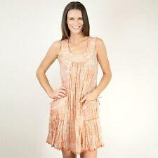 Knee-Length Sundress Casual Floral Dresses for Women