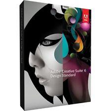Design Standard CS6 Für Mac - Englisch - Adobe Creative Suite 6
