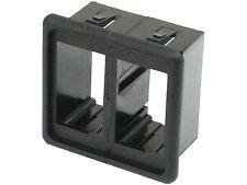 2 x Clip del coche barco Rocker Switch panel titular de Vivienda ARB Carling Estilo Universal