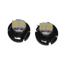 2 X BLUE LED T4 T4.2 Neo Wedge LCD Dash Instrument Controls Light Bulb VT VX AC