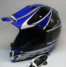 NITRO HELM MX 411 XL Endurohelm Motocross Helmet CROSS Motorradhelm