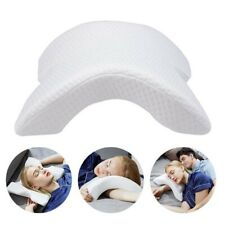 Contour Memory Foam Neck Pillows Anti-pressure Arched Support Relief The Pain