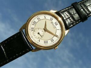 Piaget Gouverneur 15968 560811 Gold watch GG 750 18K Vintage
