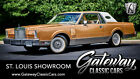 1982 Lincoln Mark Series Mark VI Gold 1982 Lincoln Mark VI  8 Cylinder Engine 5.0L/302 Automatic Available Now!