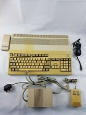 RARE VINTAGE COMMODORE AMIGA A500 COMPUTER SYSTEM With Older Red Power Led
