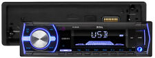 BOSS 618UA SINGLE DIN MECHLESS AM/FM RECEIVER W/ USB SD AND AUX INPUTS CAR AUDIO