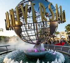 (2) Tickets to Universal Studios Hollywood ex 12/31/20