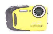 Fujifilm FinePix X Series XP70 16.4MP Digital Camera - Yellow
