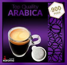 900 Italian Espresso Pods. ESE.Top Quality 100% Arabica. Karoma Premium!