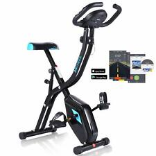 Bicycle Cycling Exercise Bike Folding Fitness Cardio Indoor Home Workout Gym