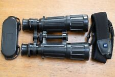 ZEISS WEST GERMANY 7 X 42 BGA DIALYT T* BINOCULARS