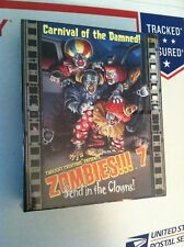 Zombies!!! 7: SEND IN THE CLOWNS! Expansion Twilight Creations NEW SEALED !