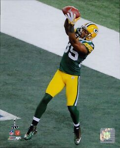 Greg Jennings Green Bay Packers Licensed NFL Unsigned Glossy 8x10 Photo B