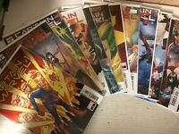 CAPTAIN MARVEL (Marvel 2018) #1-20 NM Full Run Lot 1st Prints Supreme Accuser