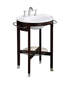 Kohler K-3116-F2 Iron Works Tellieur Black Forest CONSOLE TABLE ONLY In Box NEW!