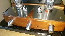 Unison Research Preludio valve amplifier. Class A .Superb
