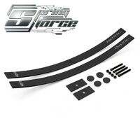 """For 07-20 Toyota Tundra 2"""" Lift Long helper springs Add-a-Leaf Kit 2WD 4WD Shims"""
