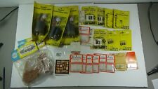 NOS Lot of Vintage Model Railroad Train Parts Accessories Switchman Bulbs  #E5