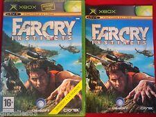 FAR CRY INSTINCTS XBOX FAR CRY INSTINCTS XBOX XBOX 360