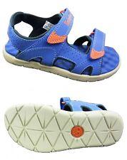 New TIMBERLAND Kids Sandals 2-Strap Summer Shoes Boys Girls Sale Size UK 5 - 2.5