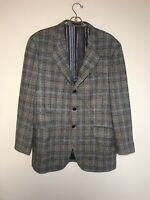 ETRO Milano Briseide 100% Cashmere Hunting Style Sport-coat Jacket 54/ US44
