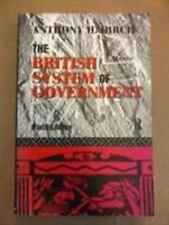The British System of Government by Birch, A.H. Paperback Book The Fast Free