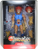 "Thundercats ~ 7"" ULTIMATE LION-O ACTION FIGURE ~ Super 7 ~ In Stock"