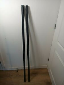Pack of two Thule 762 Squarebar Car Roof Load Carrier Bars 135 CM no box