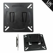 Plasma LED LCD Monitor TV Mount wall Bracket  Slim For 14 15 17 19 22 24 inch