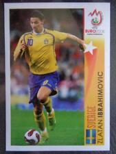 Panini Euro 2008 - Zlatan Ibrahimovic - Sverige In Action #521
