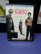 Matchstick Men- Dvd Movie Fullscreen Entertainment