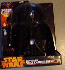 Darth Vader Voice Changer Helmet sounds Darth Vader Star Wars Return of the jedi