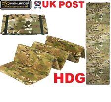 HIGHLANDER Z MAT BRITISH ARMY STYLE MULTICAMO MTP HMTC FOLDING SLEEPING ROLL MAT