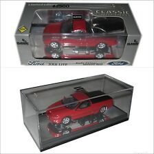 Ford AU Falcon XR8 Ute Venom Red Classic Carlectables 1:43 Diecast Model Car  xr