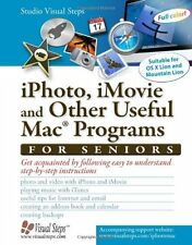 iPhoto, iMovie and Other Useful Mac Programs for Seniors: Get Acquainted with th