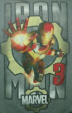 Iron Man 3 Movie Shirt XXL Marvel Comics Old Navy Collectabilitees