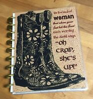 Boots Quote Cover Set for use w/ Happy Planner *Create 365* me and my BIG Ideas