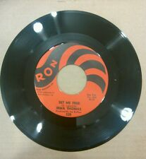 NEW ORLEANS IRMA THOMAS SOUL 45RPM  DONT MESS WITH MY MAN SET ME FREE