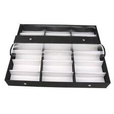 18 Slots Glasses Display Storage Case Box Organizer For Sunglasses Eyeglass