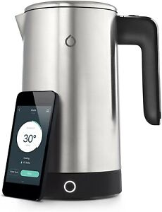 Smarter iKettle 3rd Gen Stainless Steel Smart Kettle WiFi (SMKET01-UK)