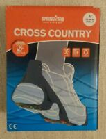 New SpringYard Anti Slip Protector - Cross Country - Size M - Fits UK 3.5 - 7