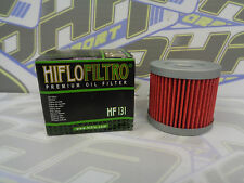 NEW Hiflo Oil Filter HF131 for Hyosung GV125 125 Aquila 2000-2015