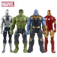 THANOS SPIDERMAN THOR HULK -Marvel Figur Avenger Endgame- Thor- Kapitän Thanos -
